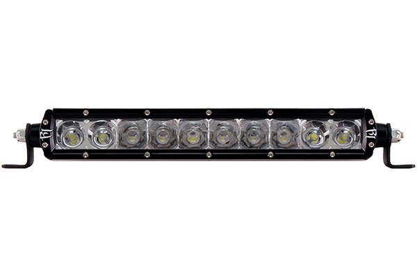 rigid industries vg sr series led light bars 10 in combo