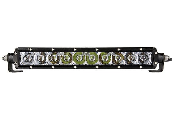 rigid industries vg sr series led light bars 10 in spot