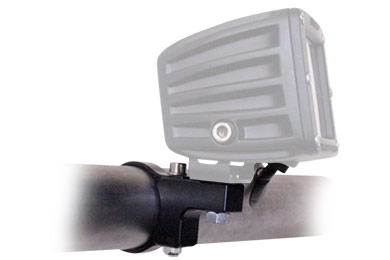 rigid industries horizontal bar clamp mounts sample
