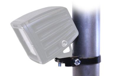 rigid industries vertical bar clamp mounts sample