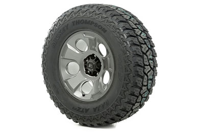 rugged ridge drakon wheel tire package gunmetal sample