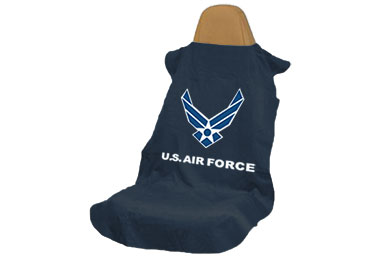 seat armour military logo towel seat covers air force