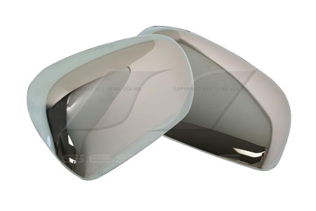 ses chrome mirror covers mc113f
