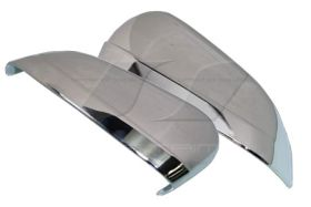 ses chrome mirror covers mc104f
