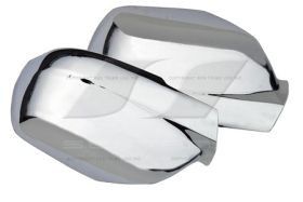 ses chrome mirror covers mc108f