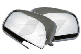 ses chrome mirror covers mc112f