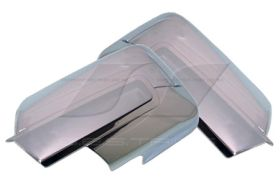 ses chrome mirror covers mc118f