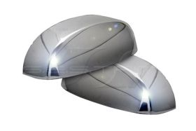 ses chrome mirror covers mc145r