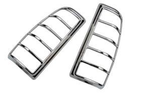 ses chrome trim tail light covers chevy-silverado-03-tl104 01