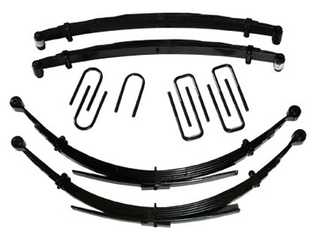 skyjacker D800BKS-N