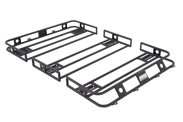 smittybilt defender roof rack bolt together sample