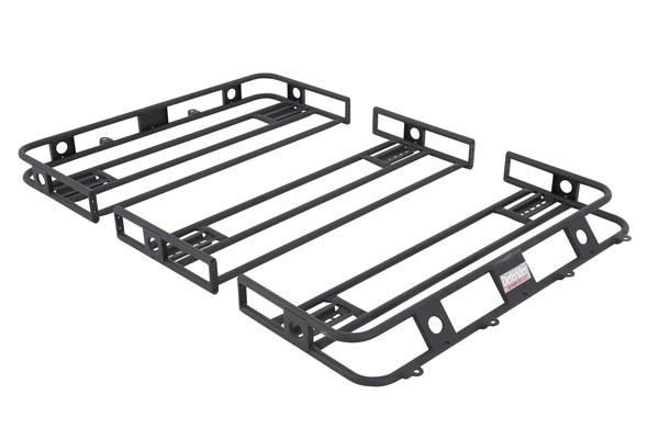 smittybilt defender roof rack bolt together sample