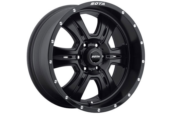 sota rehab wheels 6 lug stealth black sample