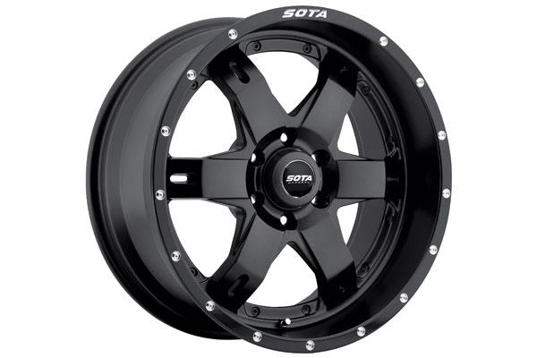 sota repr wheels 6 lug stealth black sample