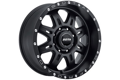 sota fite wheels 8 lug stealth black sample