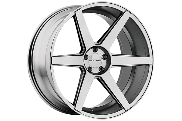 sothis sc2 wheels silver with machined face sample