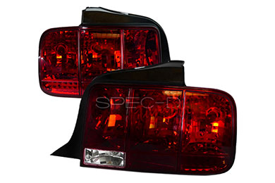 Ford Mustang Spec-D Altezza Tail Lights