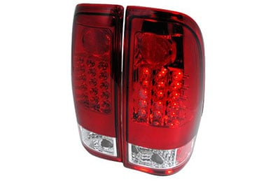 Ford F-150 Spec-D Tuning Tail Lights