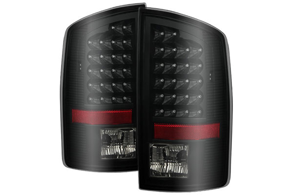 spyder ALT-JH-DR07-LED-BKSM