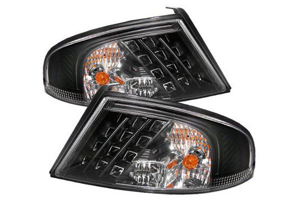 spyder ALT-YD-DSTR01-LED-BK