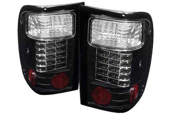 spyder ALT-YD-FR98-LED-BK