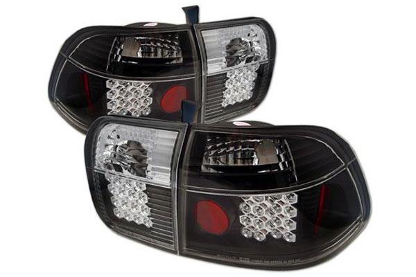 spyder ALT-YD-HC96-4D-LED-BK