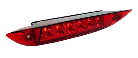 spyder BL-CL-CCAM93-LED-RD