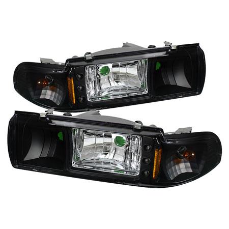 Spyder HD-ON-CCP91-1PC-LED-BK