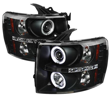 Spyder PRO-YD-CS07-CCFL-BK