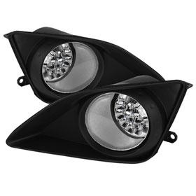 Spyder FL LED TCO08 C Spyder Fog Lights FREE SHIPPING
