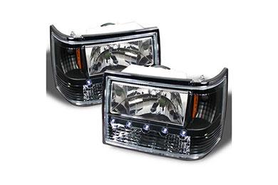 spyder HD-ON-JGC93-1PC-LED-BK v2