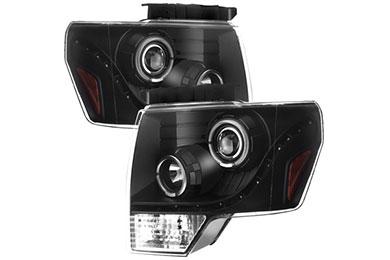 spyder PRO-JH-F15009-LED-BK
