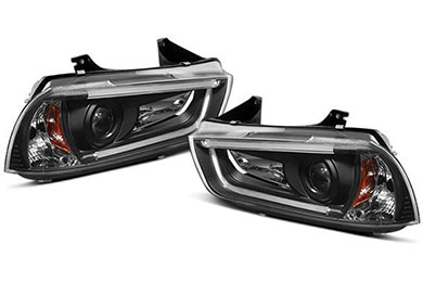 Dodge Charger Spyder Headlights