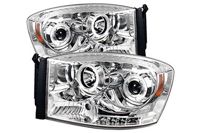 Dodge Ram Spyder Headlights