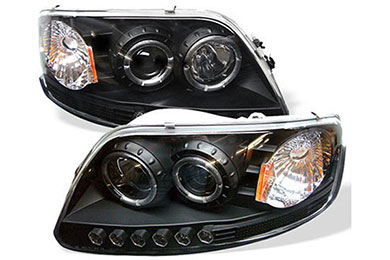 Ford F-150 Spyder Headlights