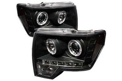 Ford F-150 Spyder Headlights