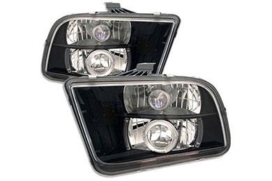 Ford Mustang Spyder Headlights