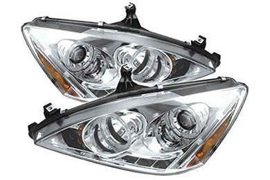 Honda Accord Spyder Headlights