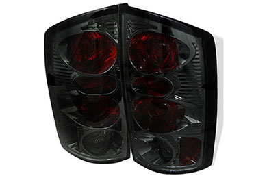 Dodge Ram Spyder Euro Tail Lights
