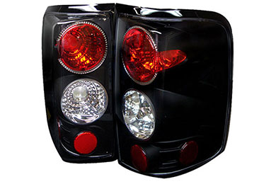 Ford F-150 Spyder Euro Tail Lights