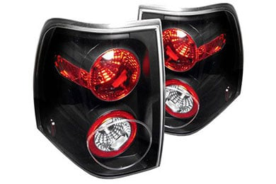 Ford Expedition Spyder Euro Tail Lights