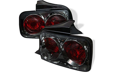 Ford Mustang Spyder Euro Tail Lights