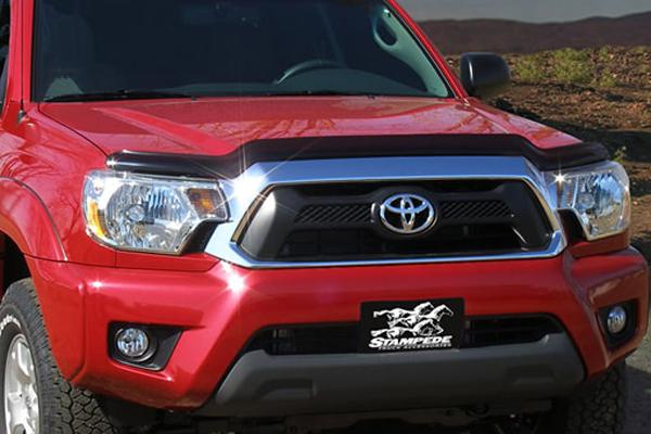 Toyota Tacoma Hood Protector Stampede Vigilante Premium VP Series Hood Protectors - 2323-2