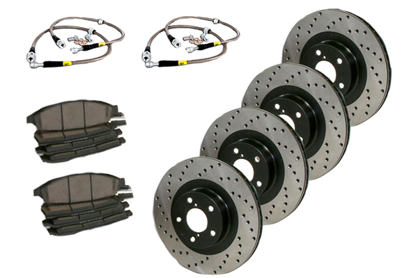 stop tech brake kit w drilled sample