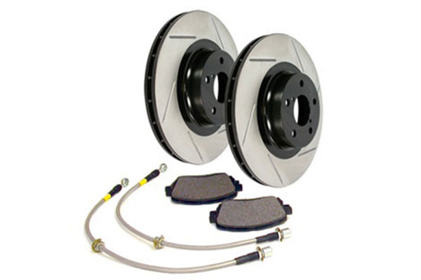 stoptech slotted sport brake kit front sample