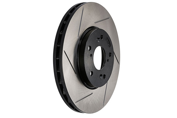 stoptech sportstop slotted brake rotors right