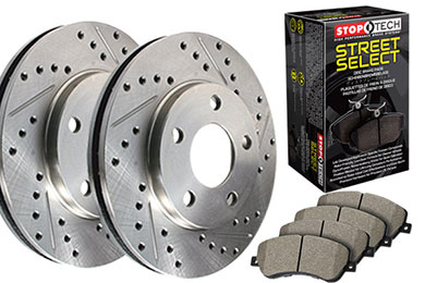 Stoptech Select Brake Kits 2 Wheel
