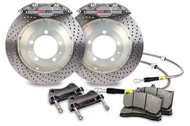 stoptech trophy sport big brake kit 2 piston drilled sample