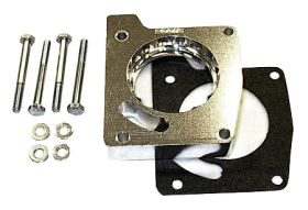 street and performance technology helix throttle body spacer 20005