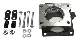 street and performance technology helix throttle body spacer 22025